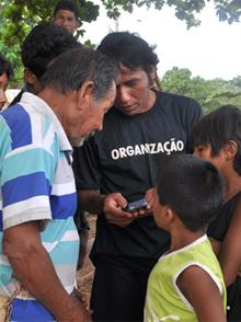 MegaVoice in Central America Small