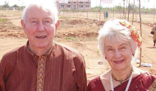 Harold and Joann Kent