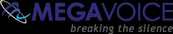 MegaVoice Logo Web
